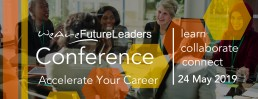 WeAreFutureLeaders 2019 banner